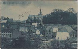 24540g  VILLE HAUTE - PANORAMA  - Binche - 1908 - SBP 9 - Binche