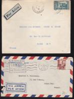 Maroc - Lot De 38 Lettres Et Devant De Lettres - Maroc (1891-1956)