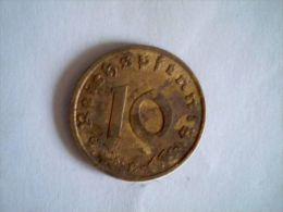 10 Reichspfennig 1937 - Otros – Europa