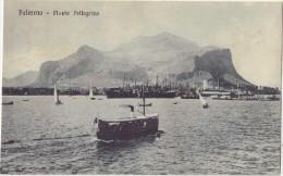 CPA - PALERMO (Italia) - Monte Pellegrino - Palermo
