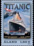 Aland - Postfris / MNH - Titanic 2012 - Aland