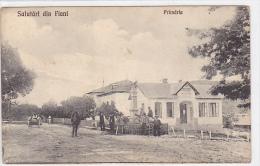 Romania - Salutari Din Fieni - Jud. Dambovita - Primaria - Rumania