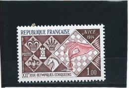 France   N° 1800  **     Valeur  Y-T.  : 0,80 € - Unused Stamps