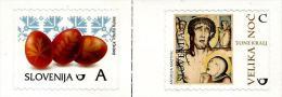 Slovenia - 2014 - Easter - Mint Self-adhesive Stamp Set - Slovénie