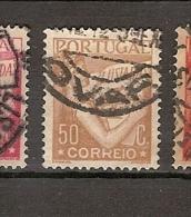 Portugal & Lusiadas, Ovar 1931 (522) - Usati