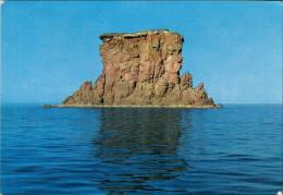 "Cart.229  Filicudi - Isole Eolie - Panorama Del ""U Giafante""       (viaggiata) - Messina"