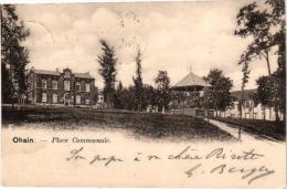 1 CP   Ohain   Place Communale - La Hulpe