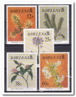Sint Helena 1994, Postfris MNH, Flowers - Sint-Helena