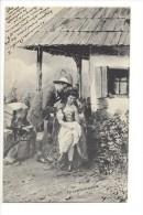 11582 -  Couple Tyrolien  Devant Maison Par Fec.Ch. Scolik Wien - Paare