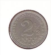 PANAMA 2 1/2 CENTESIMOS 1907KM7.1 - Panama
