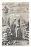 11586 -  Couple Tyrolien   Par Fec.Ch. Scolik Wien - Couples