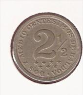 PANAMA 2 1/2 CENTESIMOS 1916 KM7.2 - Panama