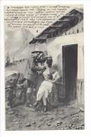 11587 -  Couple Tyrolien Devant Maison  Par Fec.Ch. Scolik Wien - Couples