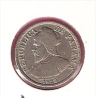 PANAMA 2 1/2 CENTESIMOS 1929 KM8 - Panama