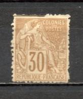 COLONIES GENERALES  N° 55  NEUF SANS GOMME COTE 50.00€ ALPHEE DUBOIS - Alphée Dubois