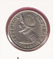 PANAMA 2 1/2 CENTESIMOS 1940 KM16 - Panama