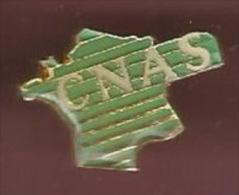 41550-Pin's.Le CNAS Est Une Association Au Service Des Agents De La Fonction Publique Territoriale. - Administrations