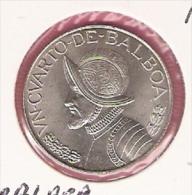 PANAMA 1/4 BALBOA 1962 SILVER KM11.2 - Panama