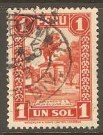 PERU    Scott  # 316 VF USED - Peru
