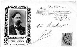 PAUL  DELMET  Piano Et Chant - Chanteurs & Musiciens