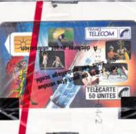 TELECARTE N° F67 EPINAL NEUVE SOUS BLISTER- 50 UNITES  COTE : 140 € - 1989