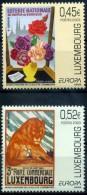 LUXEMBOURG  EUROPA CEPT 2003 YVERT N° 1157/58- Neufs / Mint - LUXE ** - Europa-CEPT