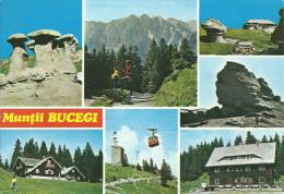 = 10686 - ROMANIA - MUNTII BUCEGI - UNUSED  = 1 - Romania
