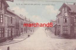 Pas De Calais Bruay En Artois Avenue Du Sahara éditeur Lucien Pollet - France