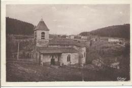 SAINT SAUVEUR LA SAGNE - L' Eglise - France