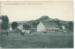 SEVERAC LE CHÂTEAU - Séverac Et Les Calquières - Altri Comuni