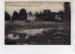 LE GUEDENIAU - Château De Maunaie - Très Bon état - France