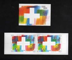 Svizzera ** - 1991 -  700 Ans De La Confédération Helvétique.   MNH - Blocchi