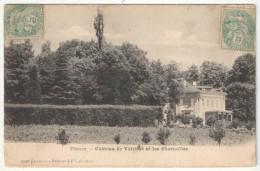 01 - FERNEY-VOLTAIRE - Château De Voltaire Et Les Charmilles - Charnaux 5548 - Ferney-Voltaire