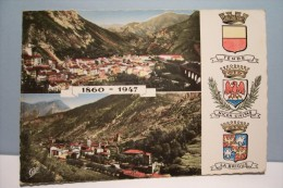 TENDE  - LA BRIGUE --  1860 - 1947 - Frankreich
