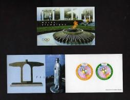 Svizzera ** - 2000 -  Sydney 2000,  IOK.   MNH - Blocchi