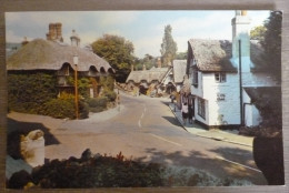 ANGLETERRE.ISLE DE WIGHT.SHANKLIN.THE OLD VILLAGE.CIRCULE 1968.TBE. - Other