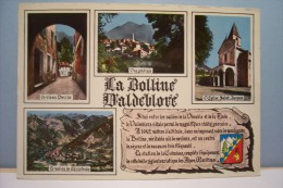 LA BOLLINE -VALDEBLORE---   Alt 1042 M --Multi-vues - Autres Communes