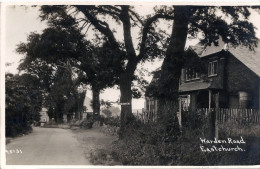 Angleterre - Eastchurch (Isle Of Sheppey) - Warden Road - England