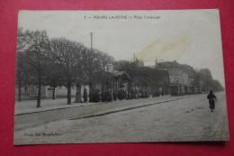 Cp Bourg La Reine Place Condorcet - Bourg La Reine