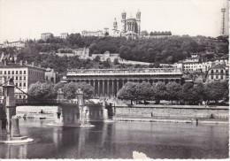 Francia-Lyon.--Pont Du Palais De Justice--1966--Cachet-Lyon - Lyon