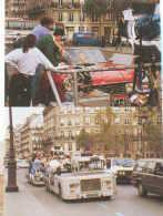 PARIS - TOURNAGE D´UN FILM PUBLICITAIRE - 5/1991 - 300 EX. - ETAT NEUF - France