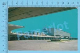 Montreal ( Montreal International Airport, Avant PET, Postcard Carte Postale CPM ) P. Quebec Recto/Verso - Montreal
