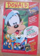 Donald Magazine - N° 52 - 22 Décembre 1989 - Magazines Et Périodiques