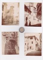 Subiaco 1910 - 4 Photos. - Unclassified