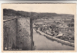 Huy, Vue Du Fort Vers Ahin (pk15677) - Huy