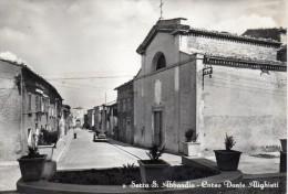 MARCHE-PESARO-SERRA S.ABBONDIO CORSO DANTE ALIGHIERI ANNI/50 - Italia