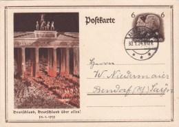 DEUTSCHLAND ---- FUHRER --- HITLER --- NAZI - Guerre 1939-45