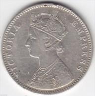 @Y@    BRITISH India   1 Rupee 1901 VF (2338) - India