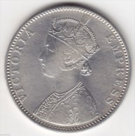 @Y@    BRITISH INDIA 1 Rupee 1901 High Grade (2337) - Inde