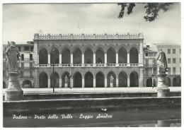 1963, Padova - Prato Della Valle - Loggia Amulea - Padova